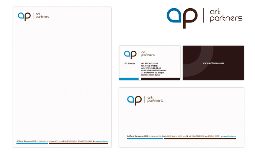 Art Partners Identity Branding