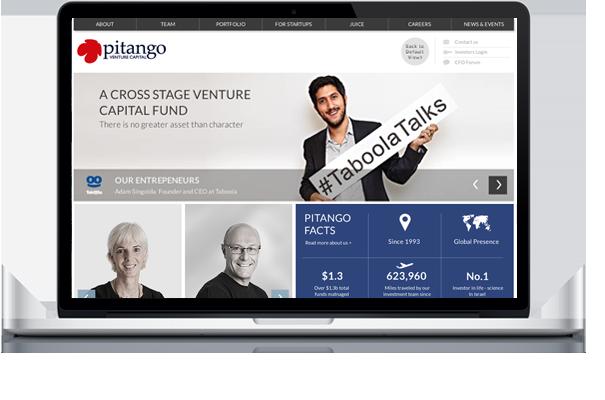WEB / Pitango