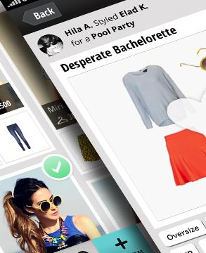 Wishi mobile app