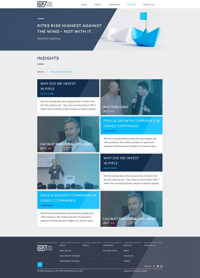 IGP news & Insights